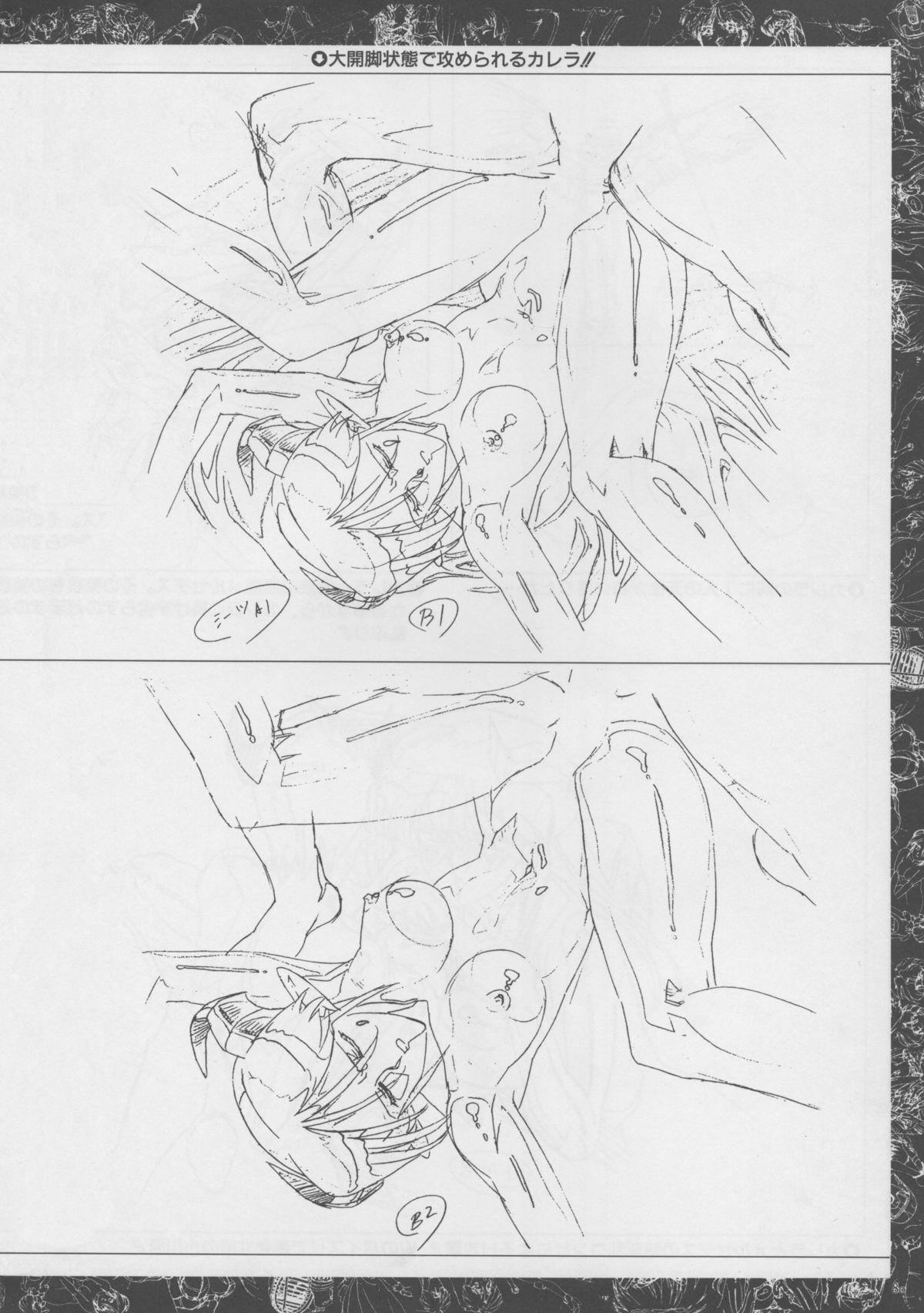 VIPER Series Official Artbook 78