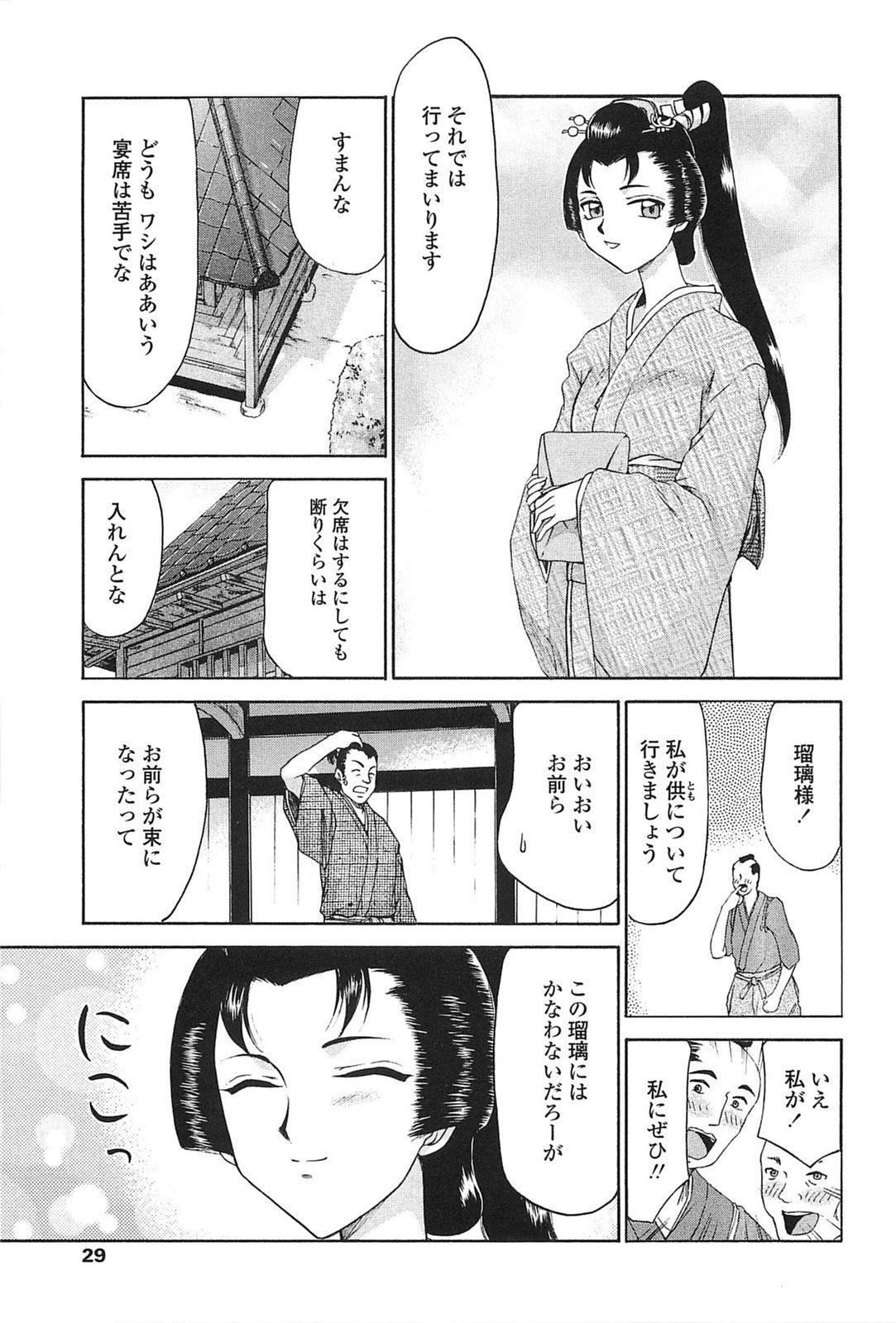 Ruriiro no Hana 25