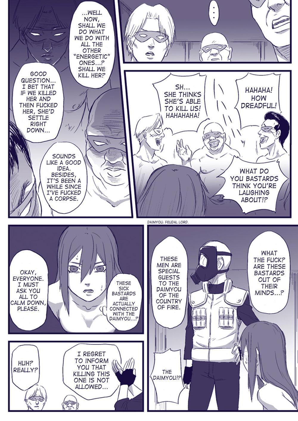 Ninja Izonshou Vol. 2 | Ninja Dependence Vol. 2 5