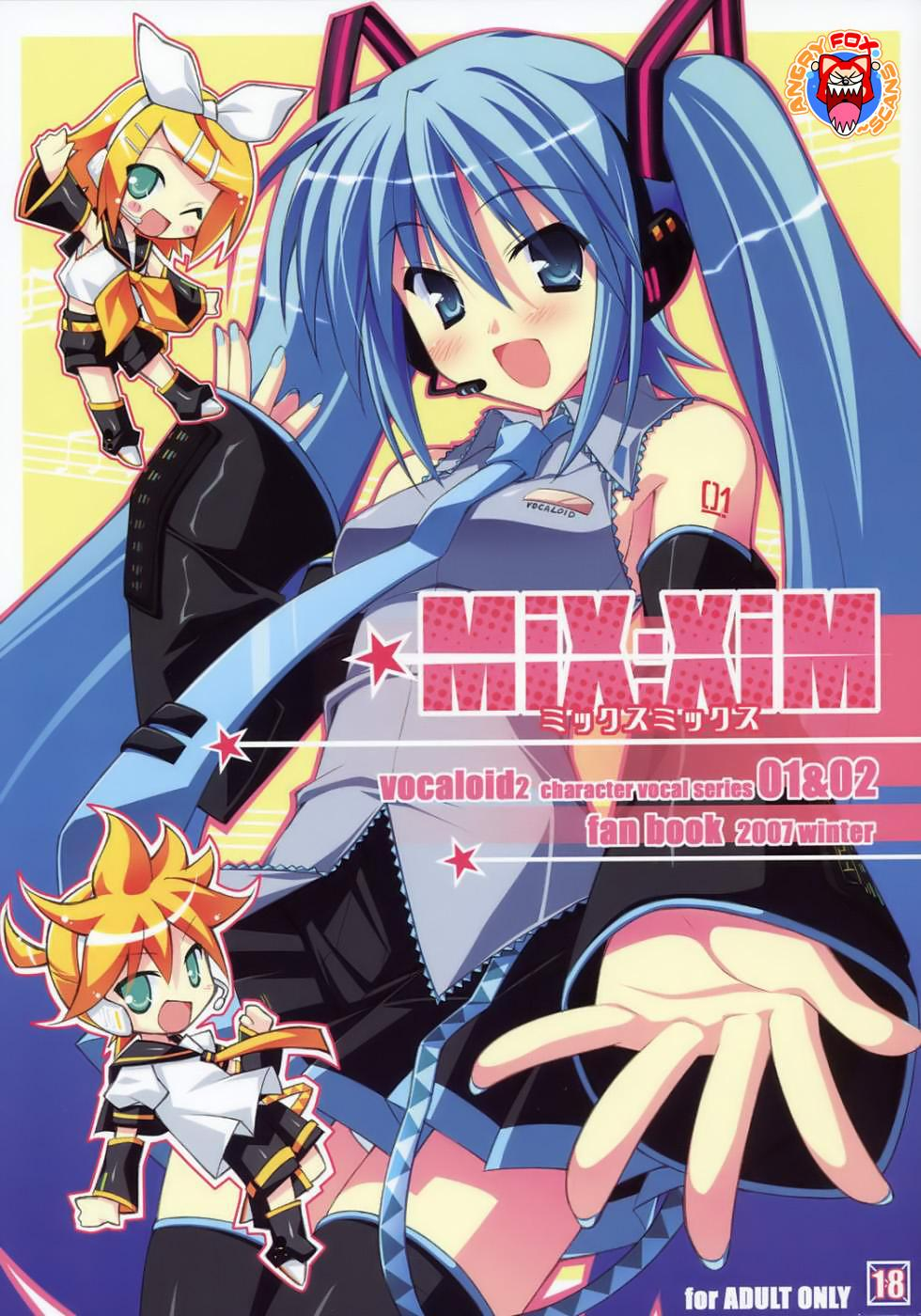 MiX:XiM 0