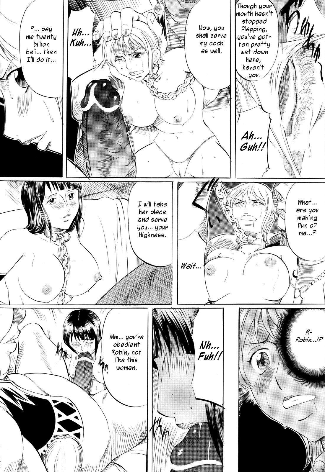 Piece of Girl's kan2 Nami-Robi Hen 10