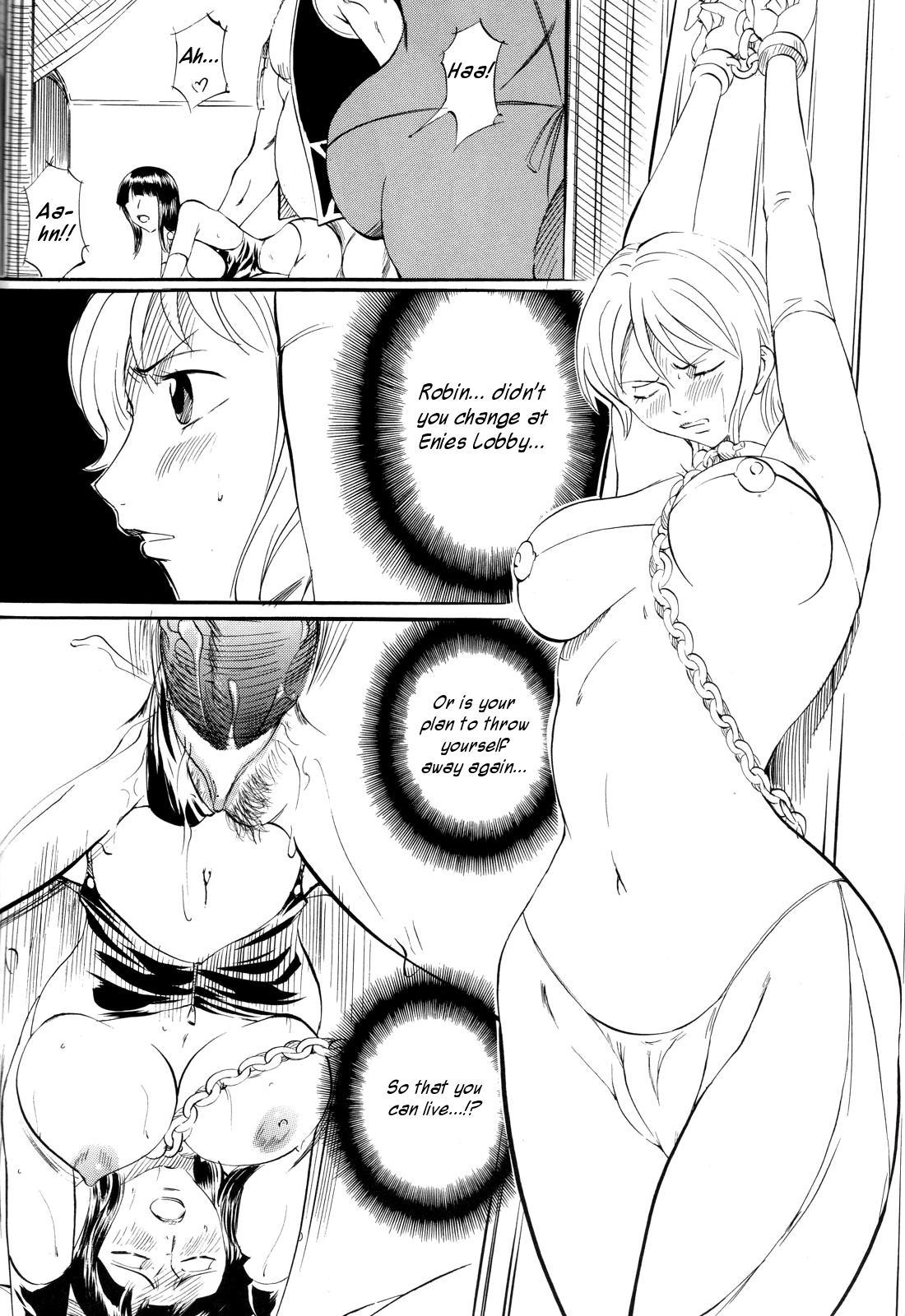 Piece of Girl's kan2 Nami-Robi Hen 20