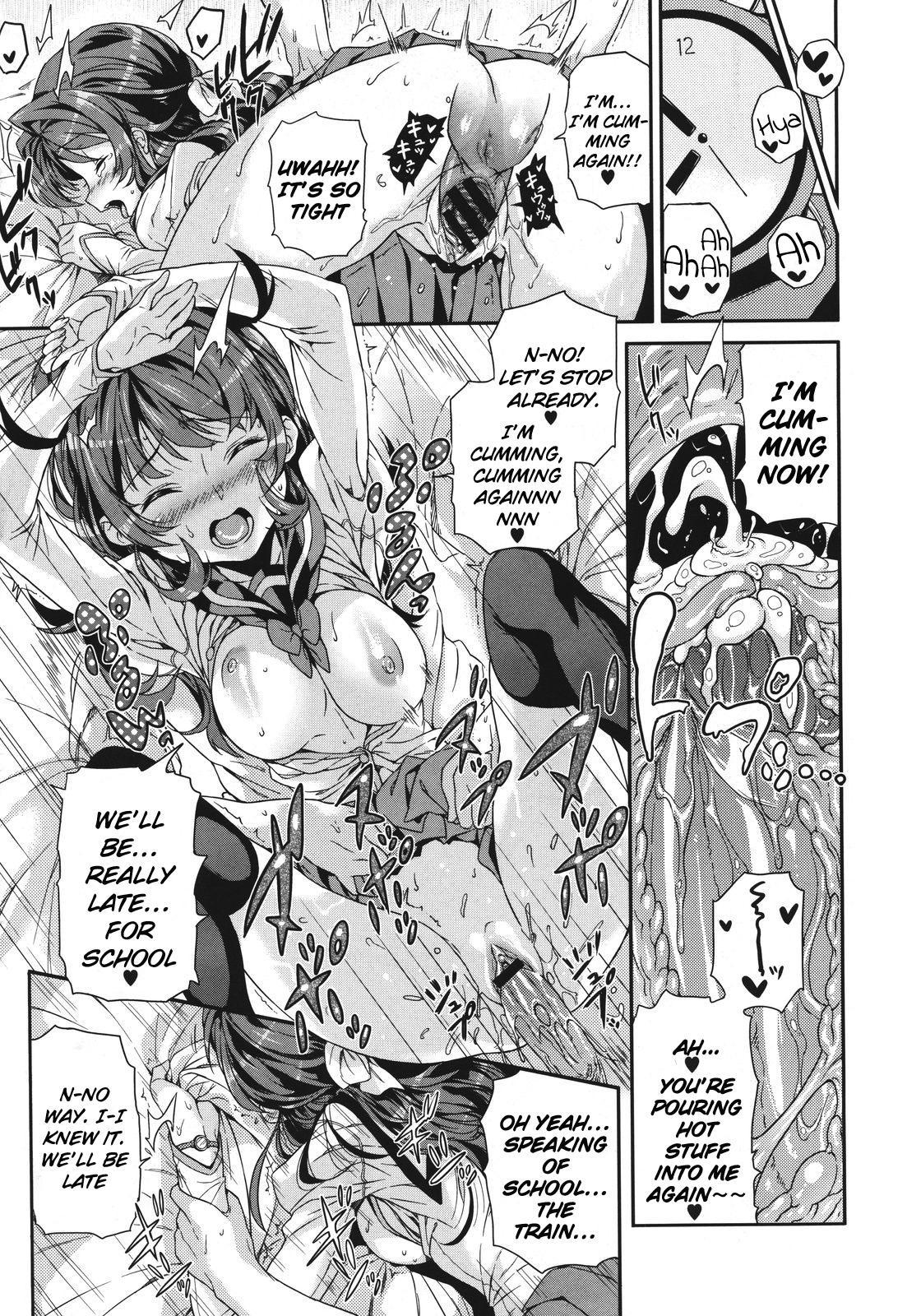 Chikoku Crisis!   Tardy Crisis! 18