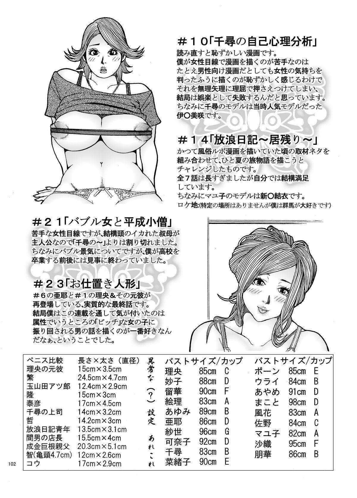 Shikyuunai Renai #14~#25 104