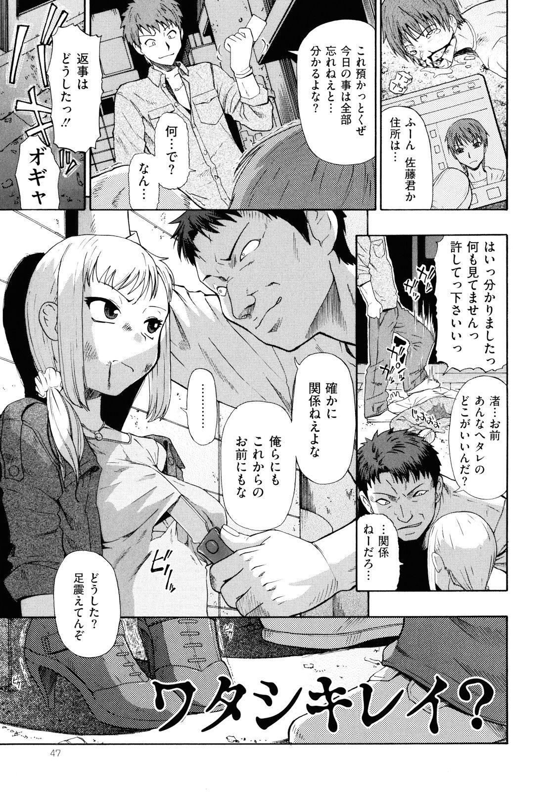 Watashi Kirei? 47