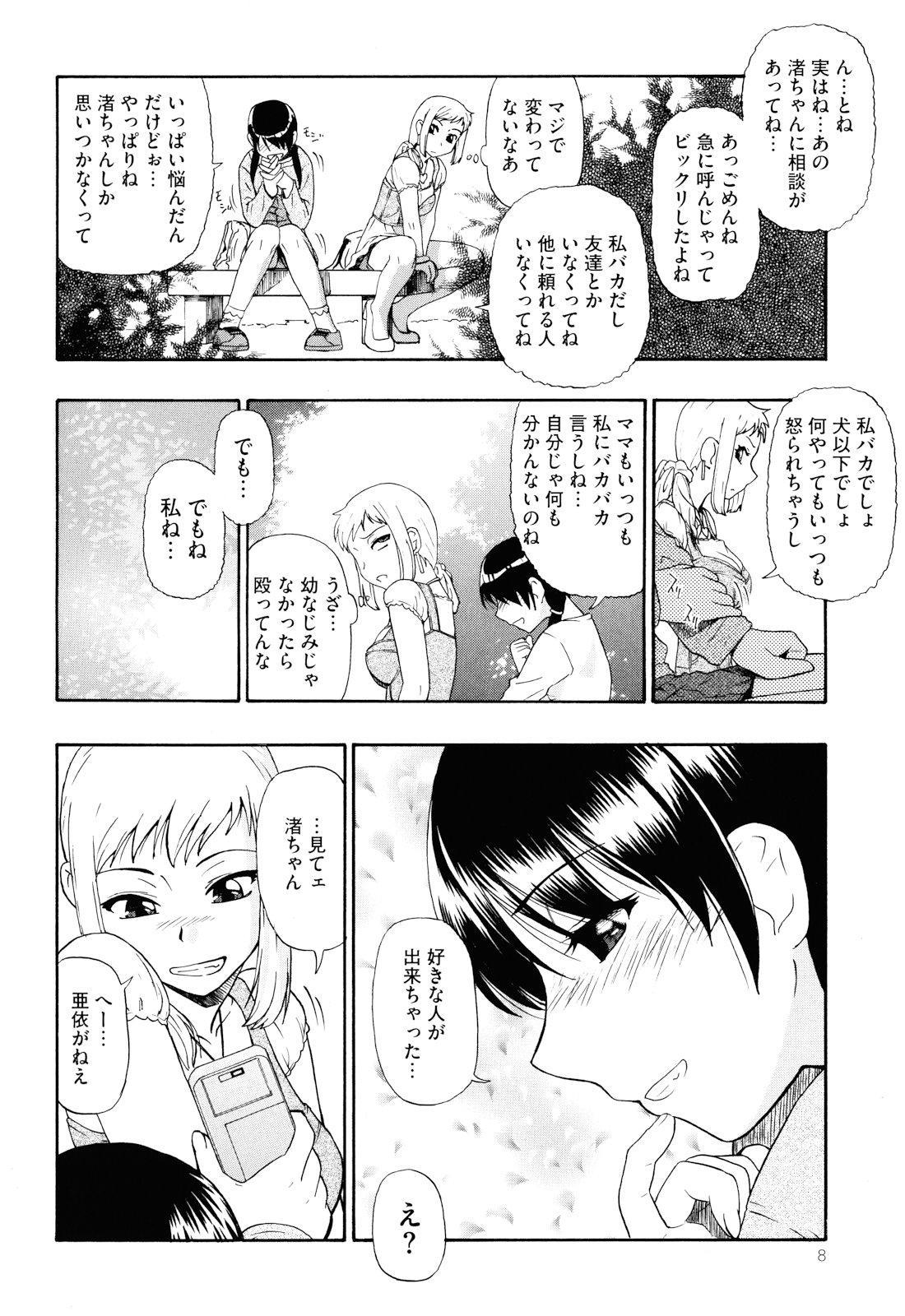 Watashi Kirei? 8