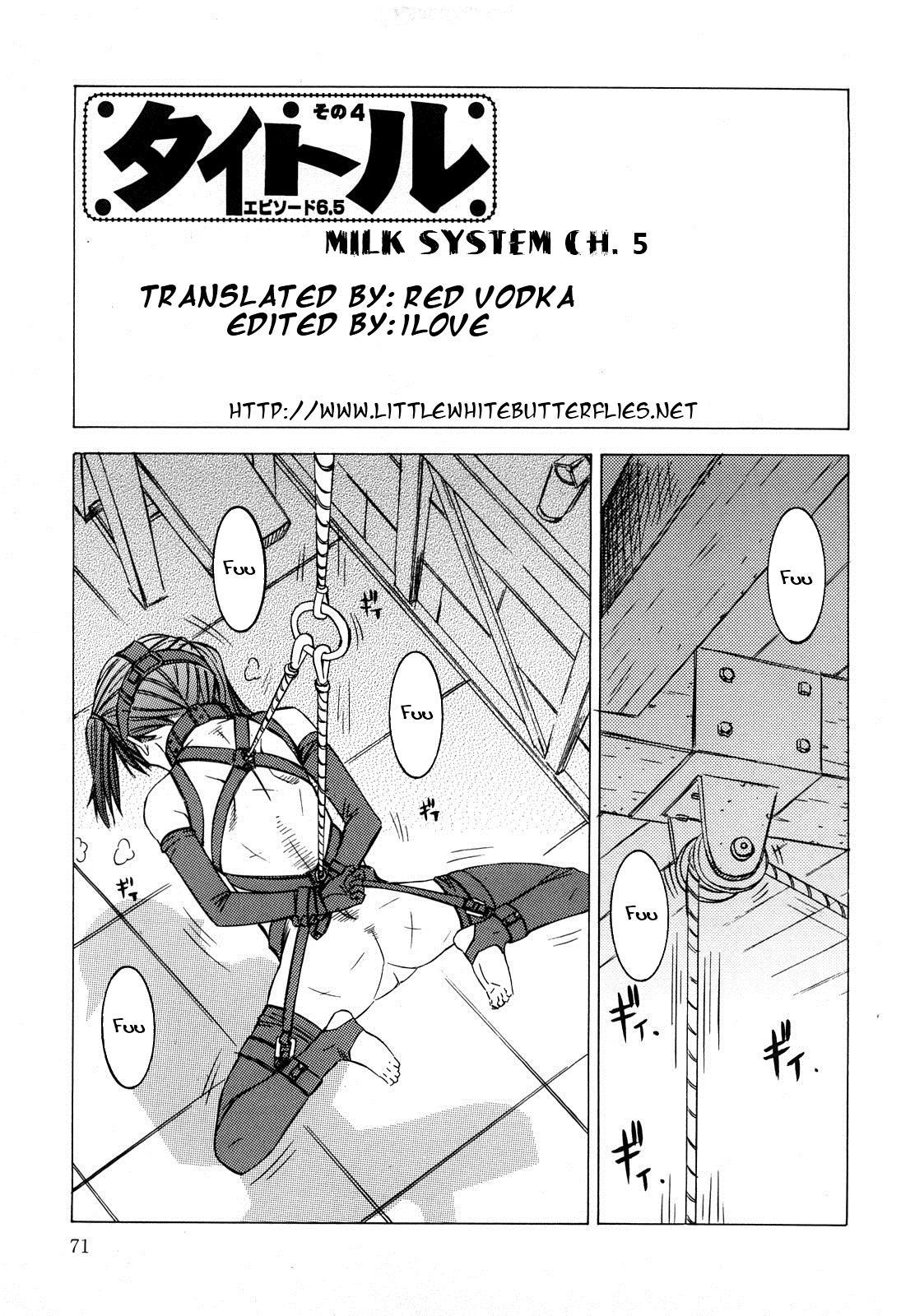 Milk System Ch. 5 0