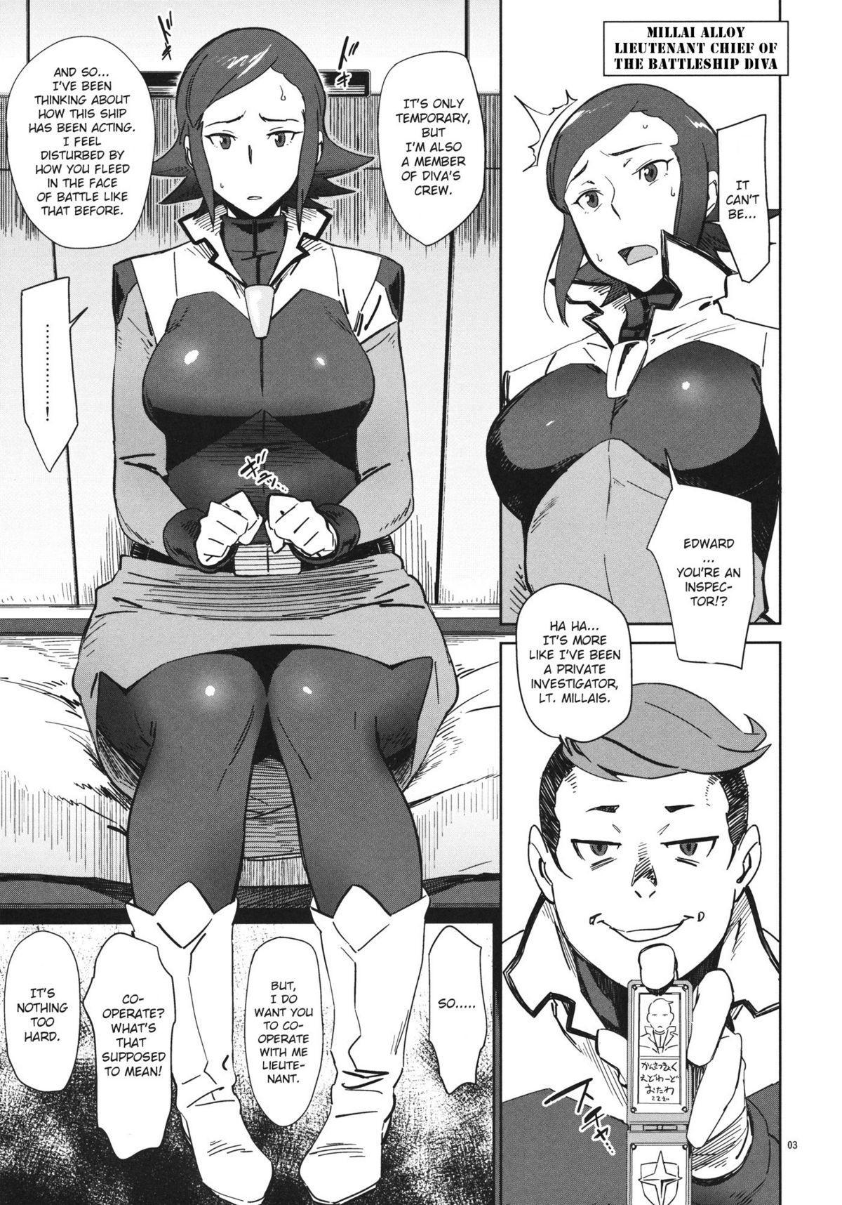 Adult's Gundam Age 1