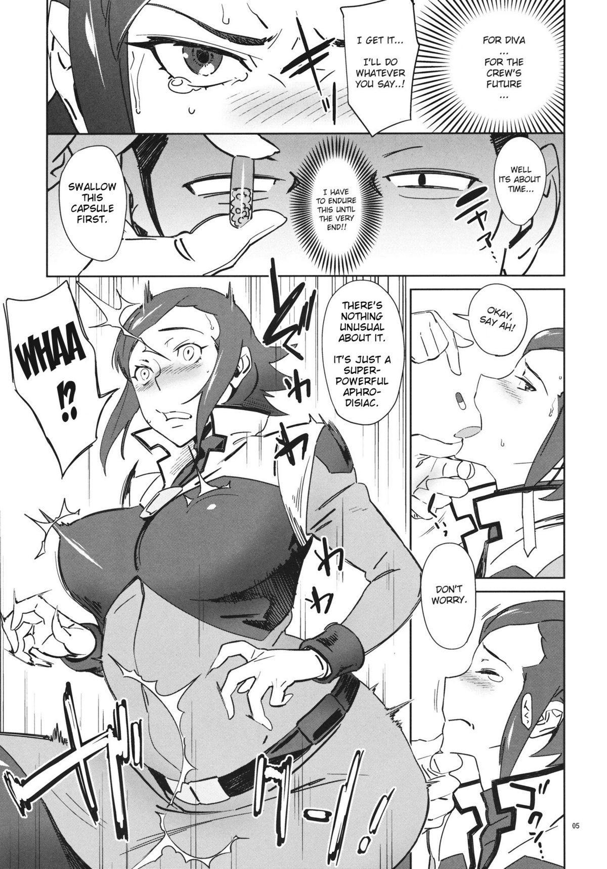 Adult's Gundam Age 3