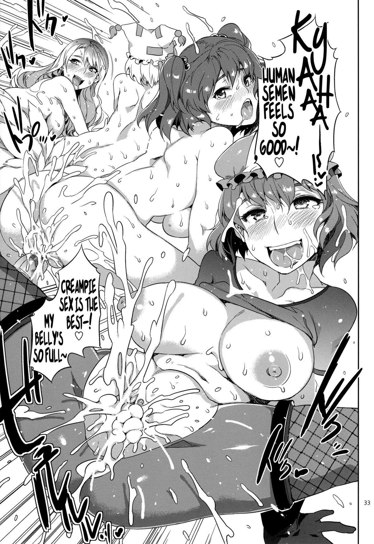 Touhou Gensou Houkai Ni | Touhou Gensou Houkai 28