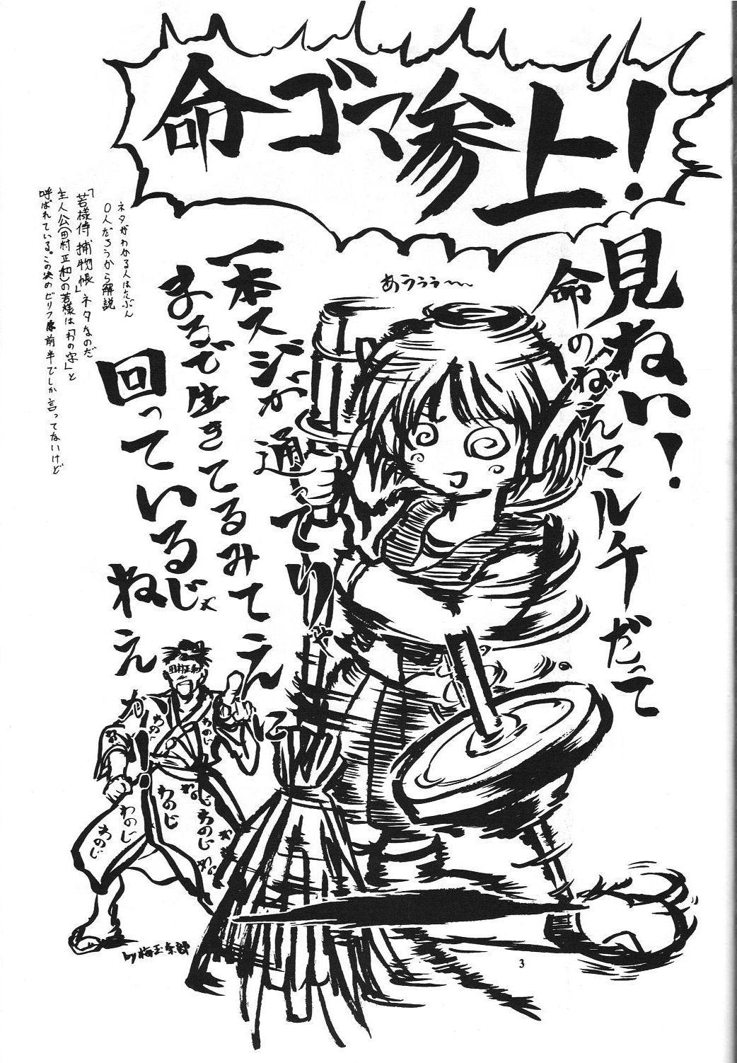 Wakasama Samurai NAN Demo-R 3