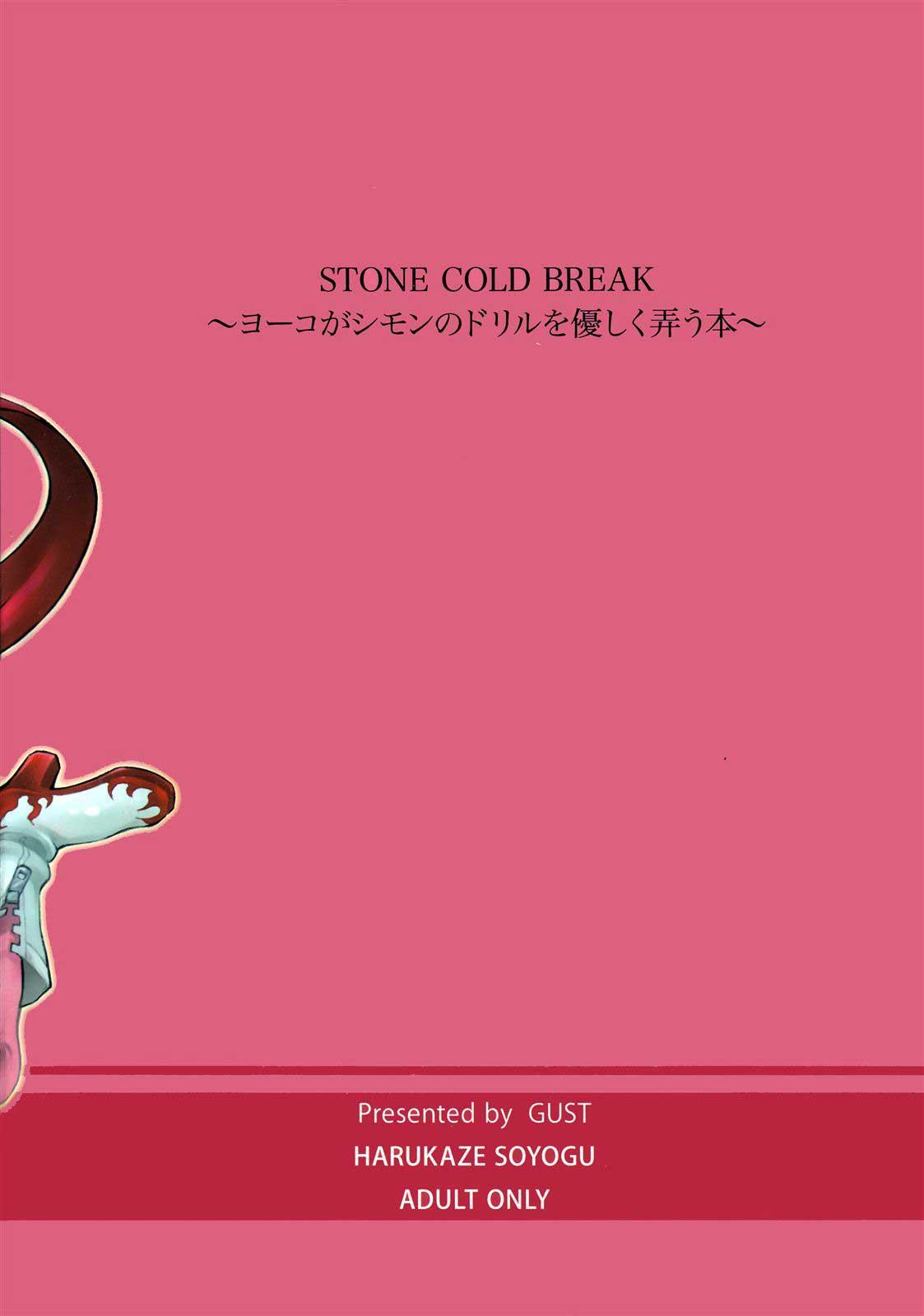 Stone Cold Break 18