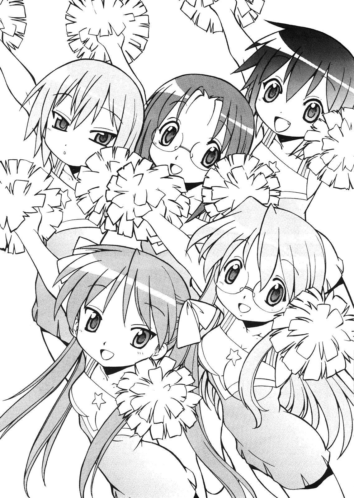 Yatteke! Sailor Fuku 3 2