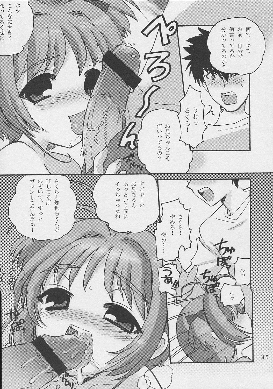 Sakura-chan to Issho 43