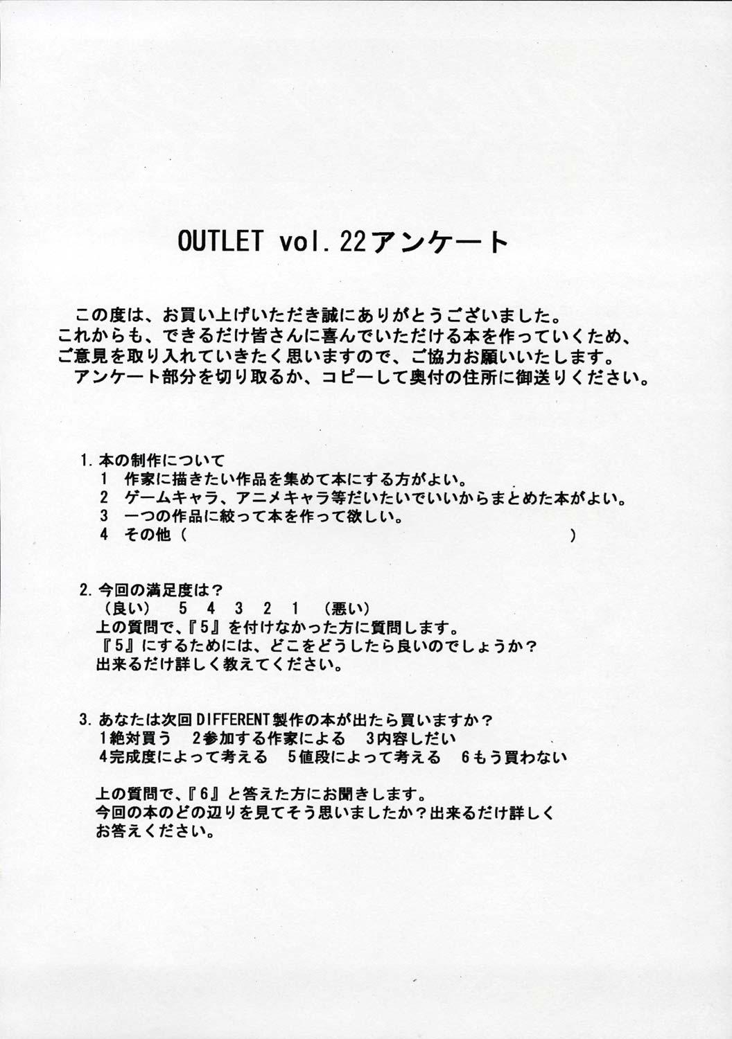 OUTLET 22 46