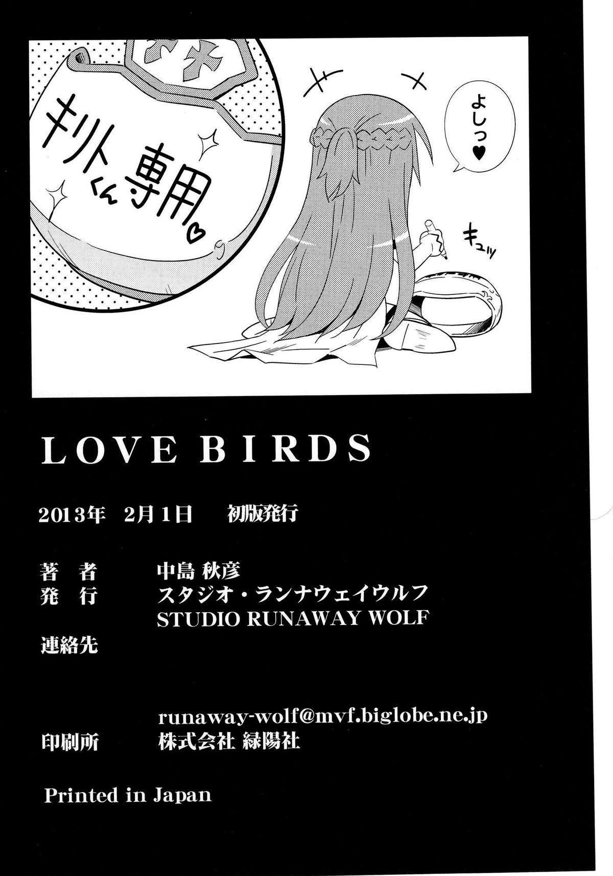 LOVE BIRDS 24