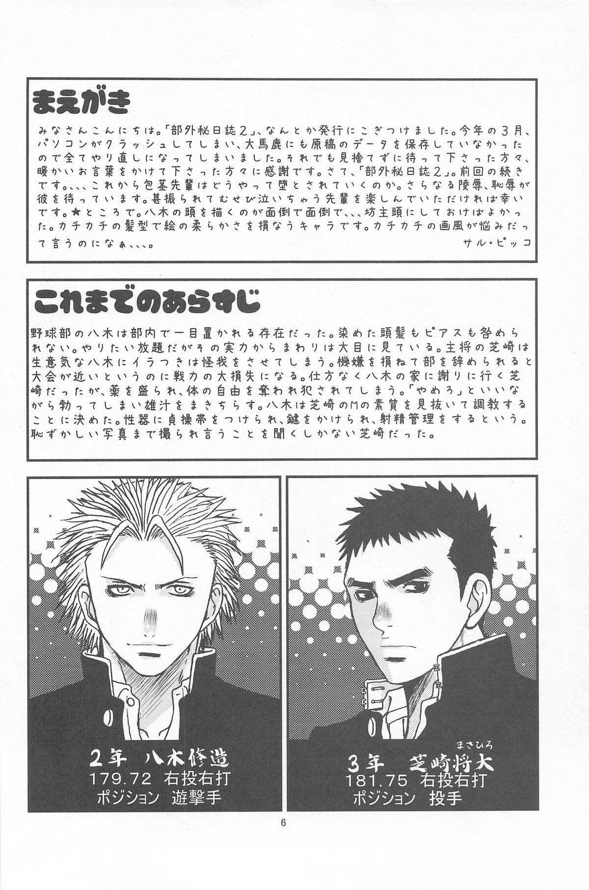 部外秘日誌2 3