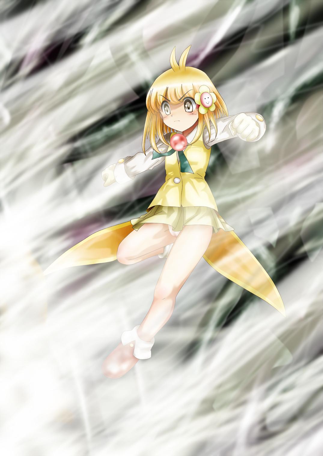 [Dende] Fushigi Sekai -Mystery World- no Nona 17 ~ Taiketsu Fujimi no Dai Inma Dakurasu, Kanzen Sekka no Kyoufu 119
