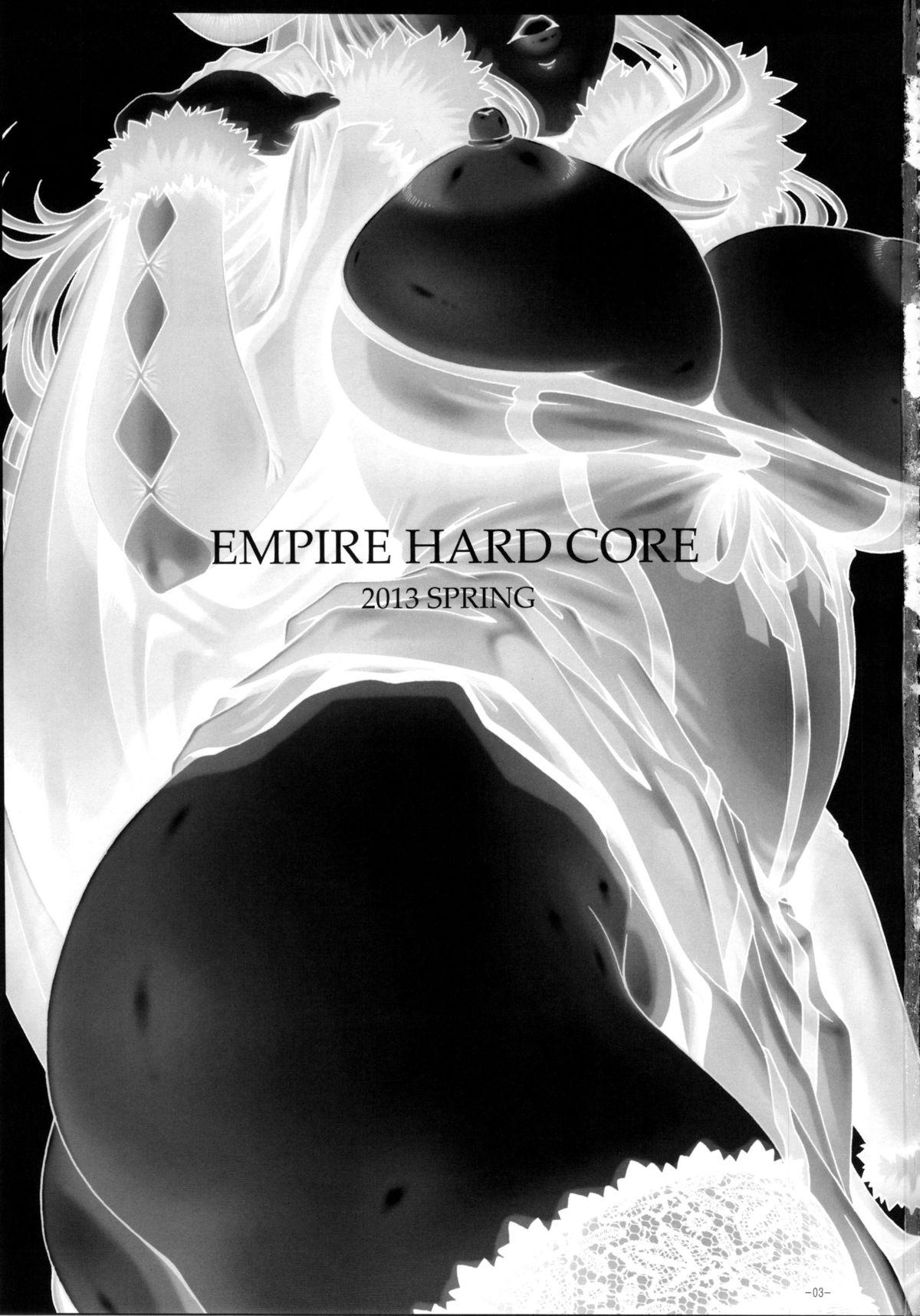 EMPIRE HARD CORE 2013 SPRING 1