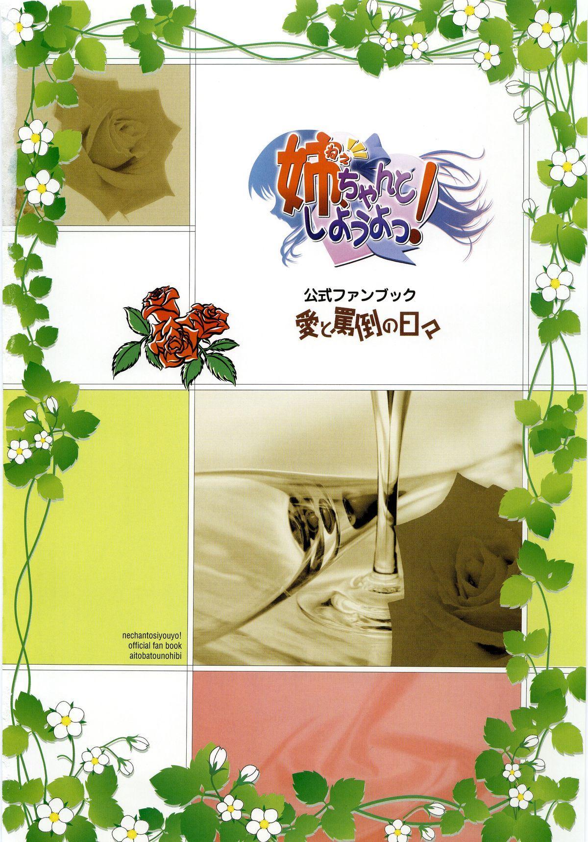 Nee, Chan to Shiyou yo! Koushiki Fanbook - Ai to Batou no Hibi 0