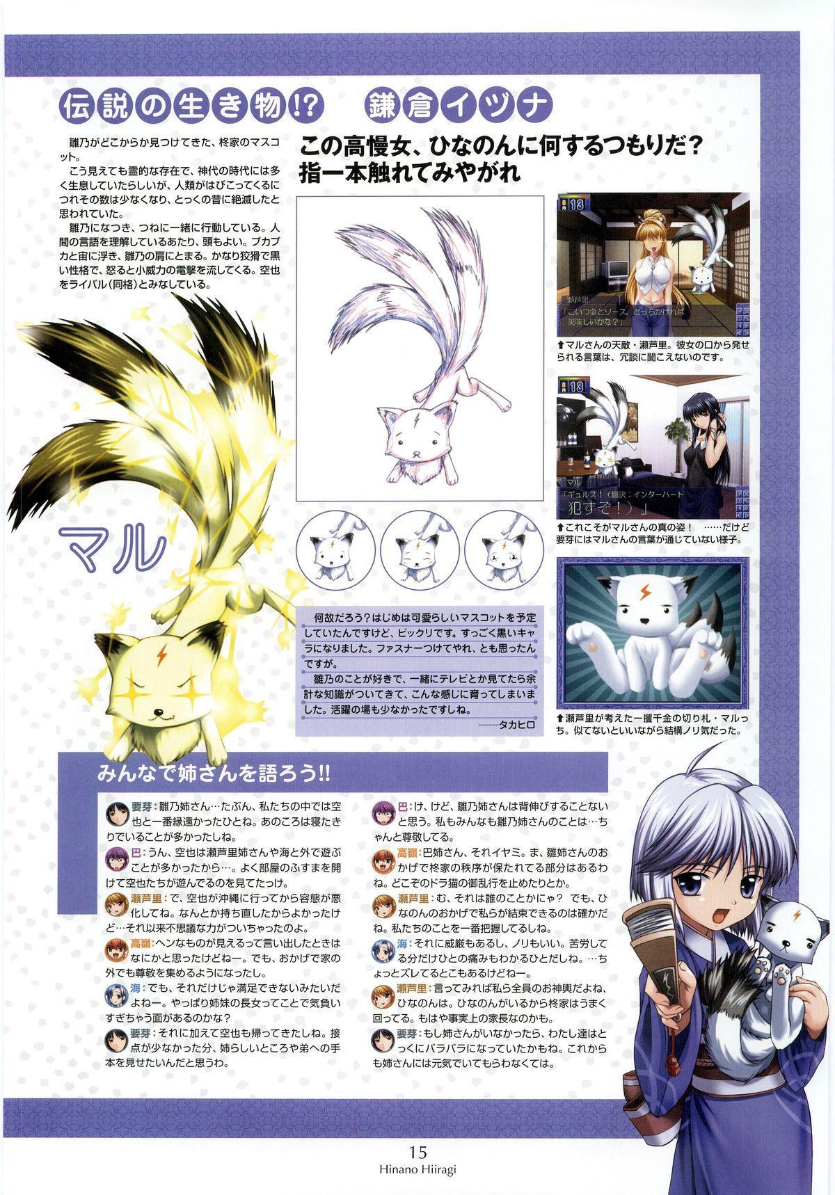 Nee, Chan to Shiyou yo! Koushiki Fanbook - Ai to Batou no Hibi 14