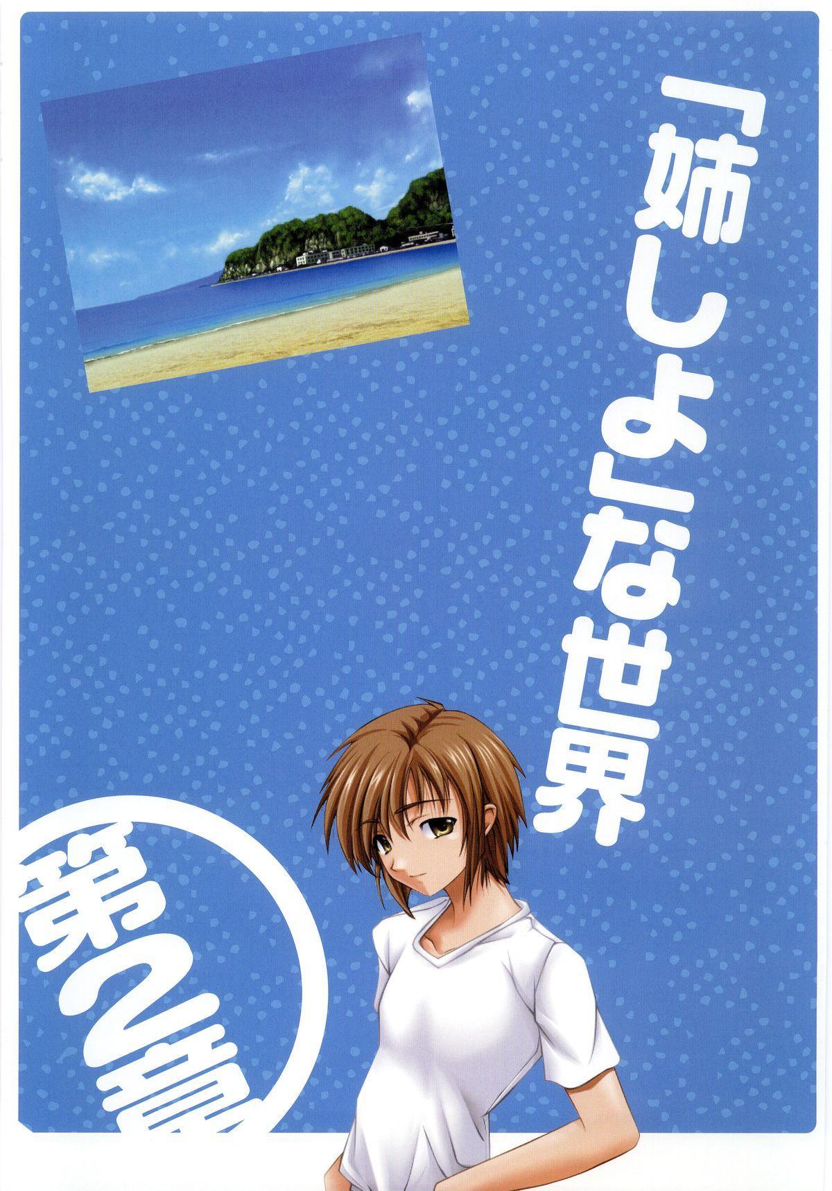 Nee, Chan to Shiyou yo! Koushiki Fanbook - Ai to Batou no Hibi 60