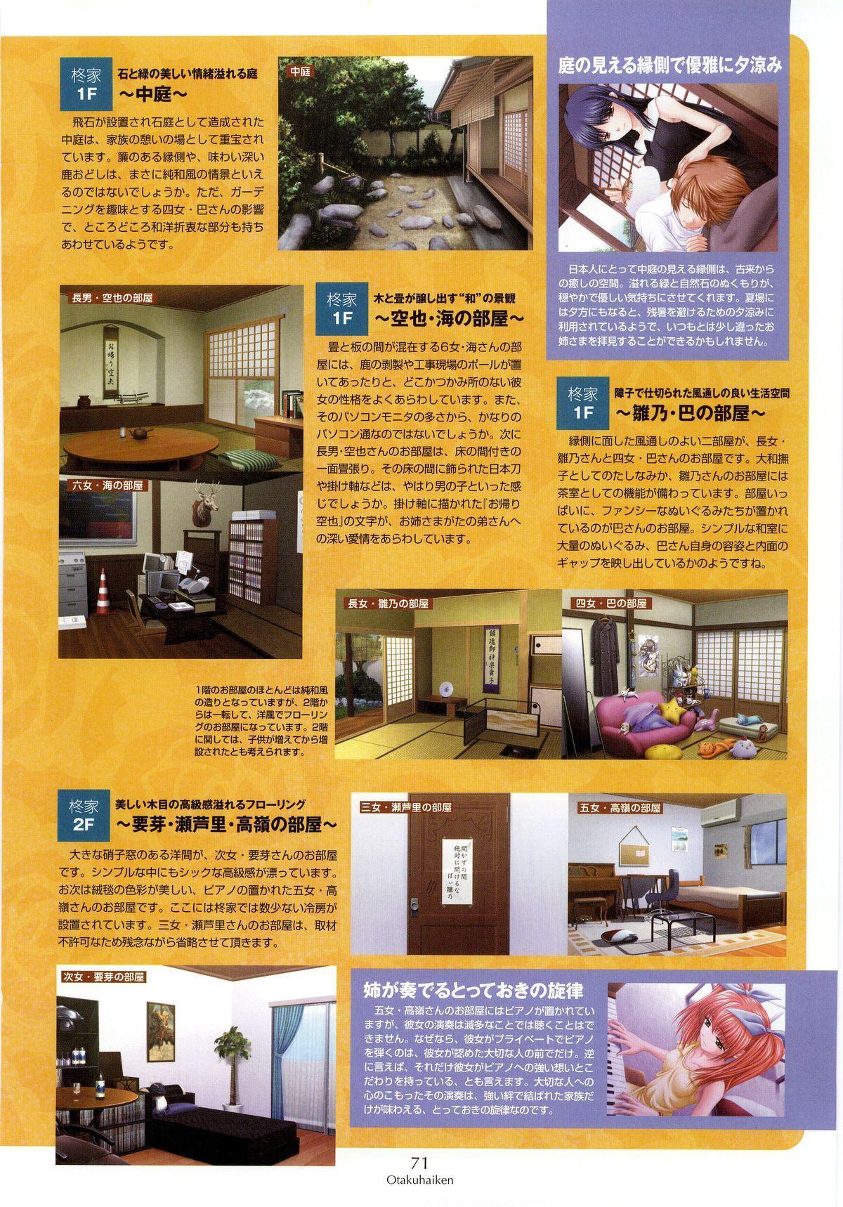 Nee, Chan to Shiyou yo! Koushiki Fanbook - Ai to Batou no Hibi 62