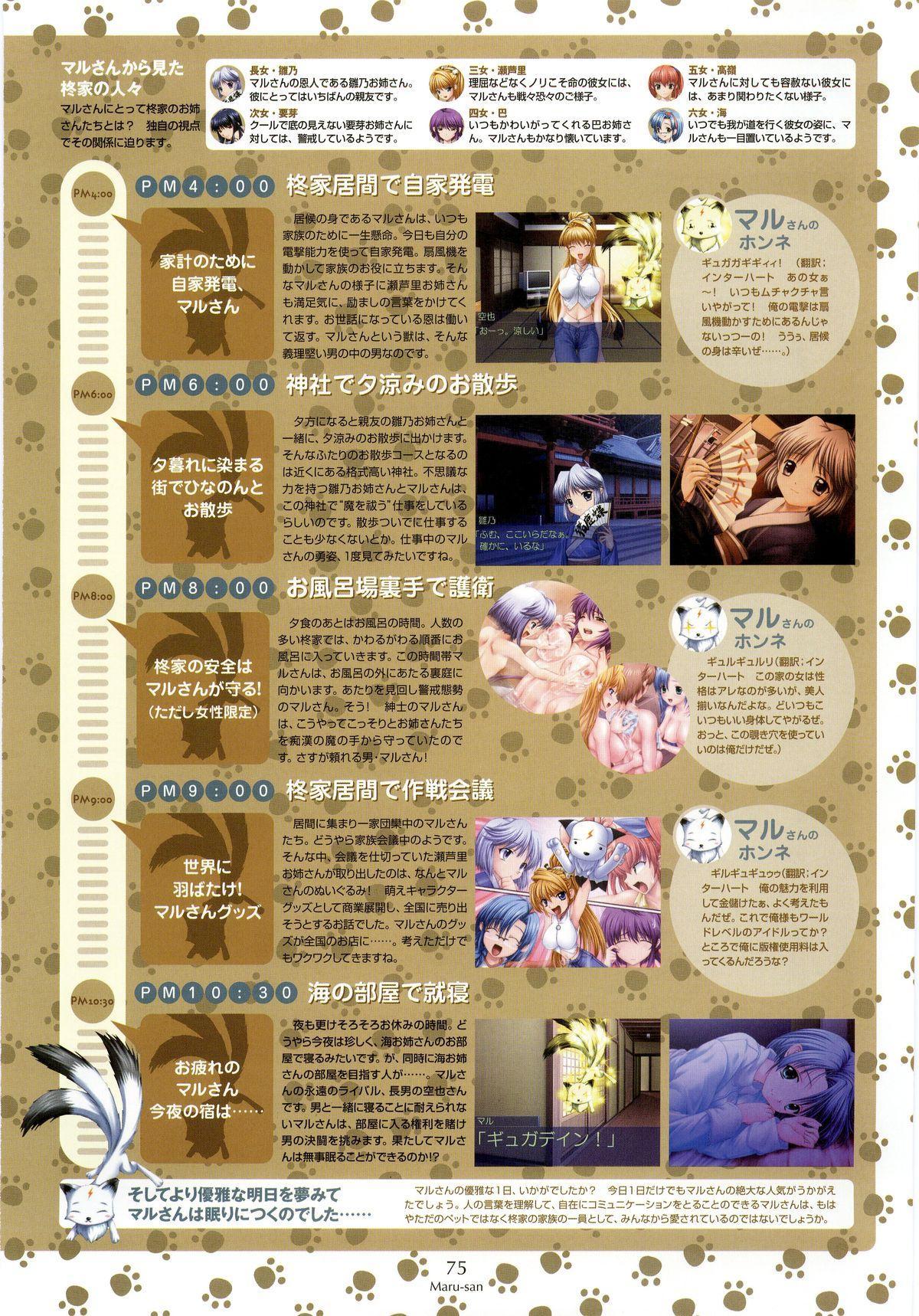 Nee, Chan to Shiyou yo! Koushiki Fanbook - Ai to Batou no Hibi 66