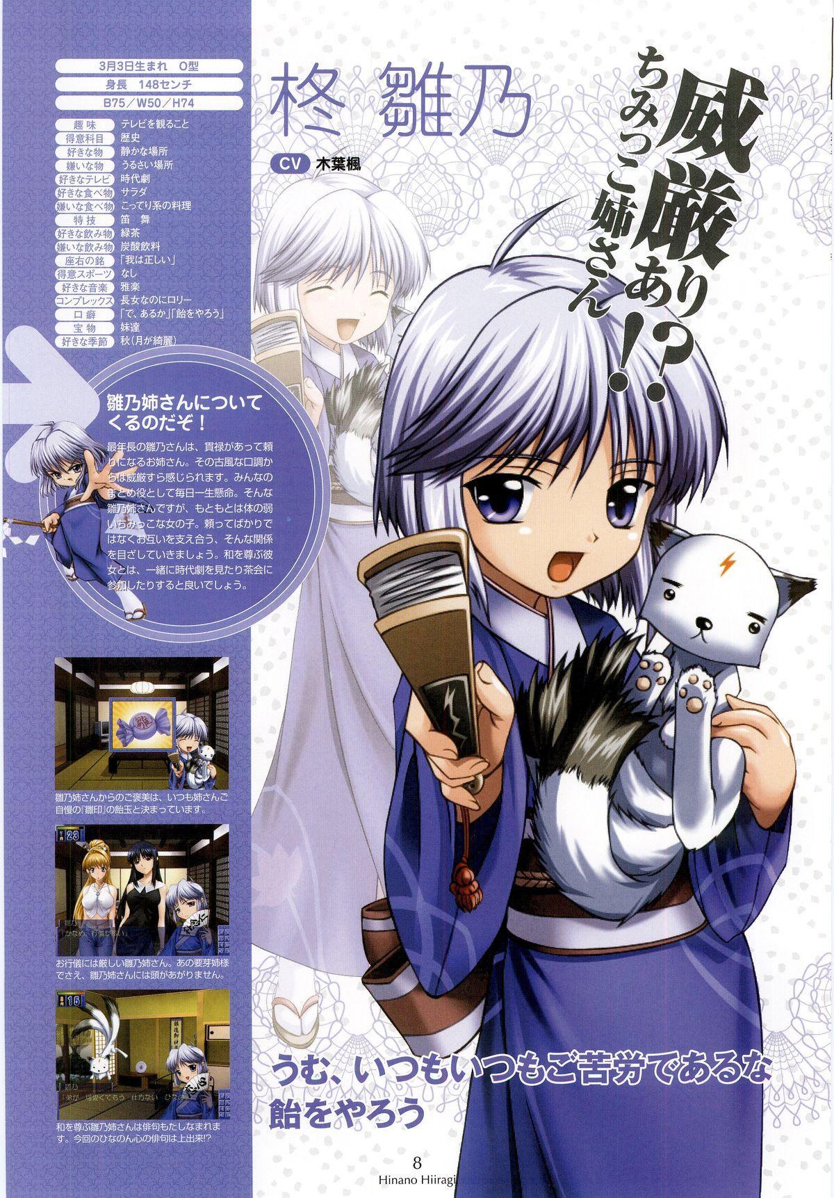 Nee, Chan to Shiyou yo! Koushiki Fanbook - Ai to Batou no Hibi 7