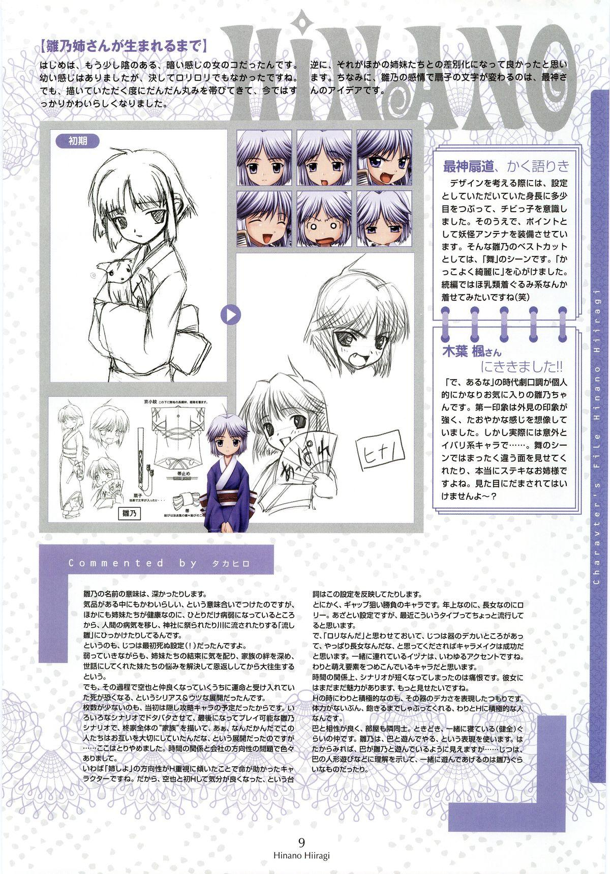 Nee, Chan to Shiyou yo! Koushiki Fanbook - Ai to Batou no Hibi 8