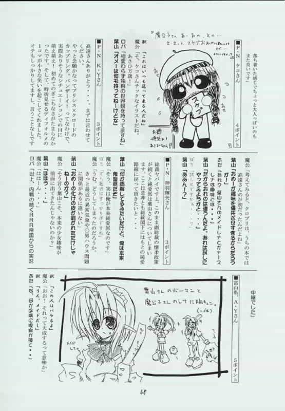 Genen Natsukashi no RPG Tokushuu 66