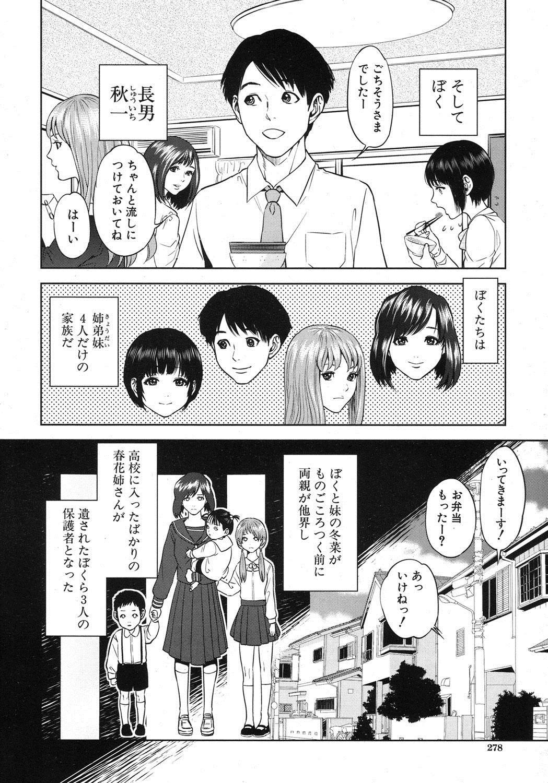 [Tohzai] Boku-tachi no Kinki Ch.1-2 3