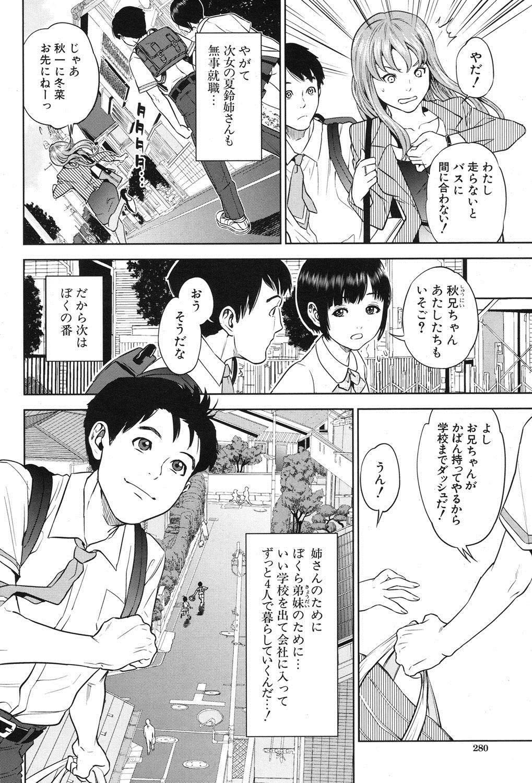 [Tohzai] Boku-tachi no Kinki Ch.1-2 5